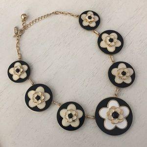 Kate Spade Mod Floral Statement Necklace